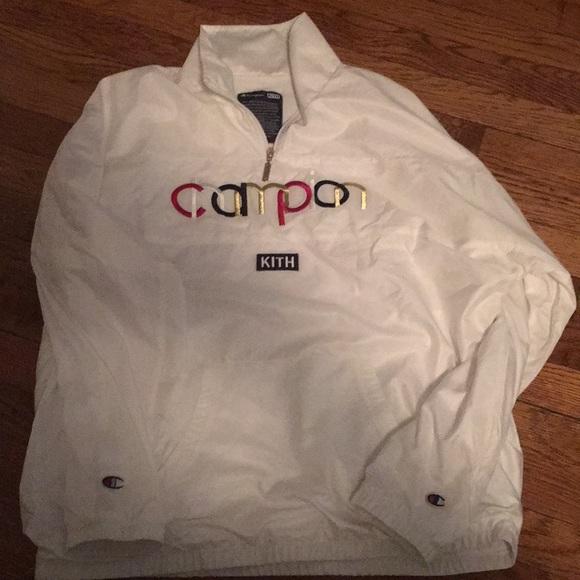 a50e09d6 Champion Shirts | Size M Brand New Kith X Quarter Zip | Poshmark